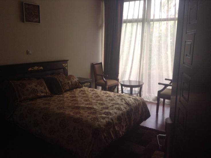 Empty room at Yaya village