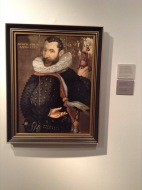 Portrait of a man in a ruff