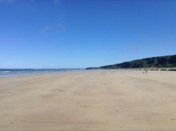 Miles of golden sand, Portstewart