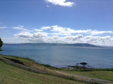 Sea view at Moville