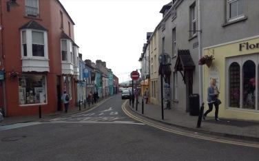 Dingle town centre