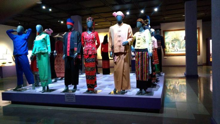 Myanmar tribal costumes