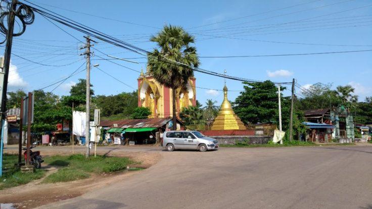 Four Buddha image