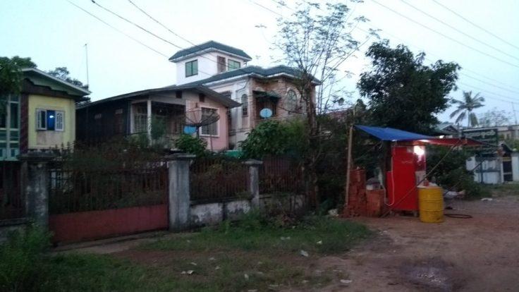 Bago house.