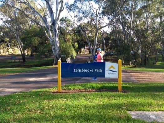 Carisbrooke park