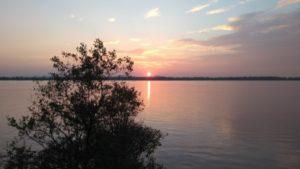 Sunset in Mawlamyine