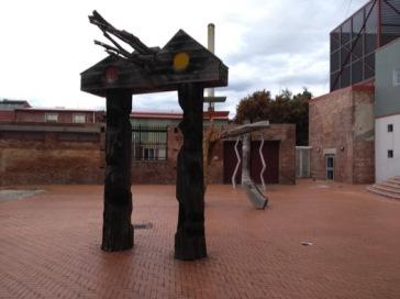 Sculpture, University Arts Centre