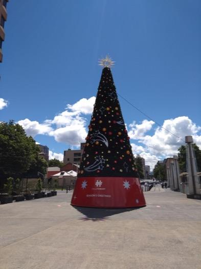 Hobart Christmas Tree