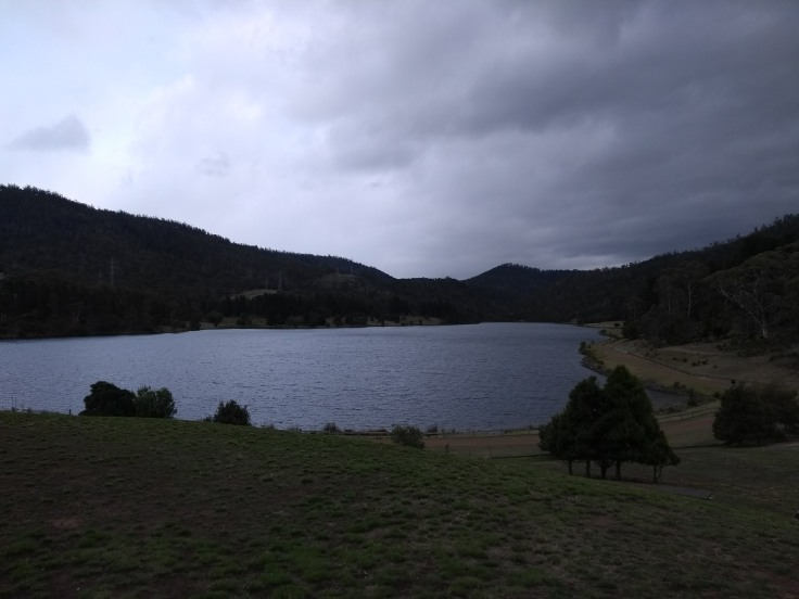 Hobart parkrun, Risdon Brook park.
