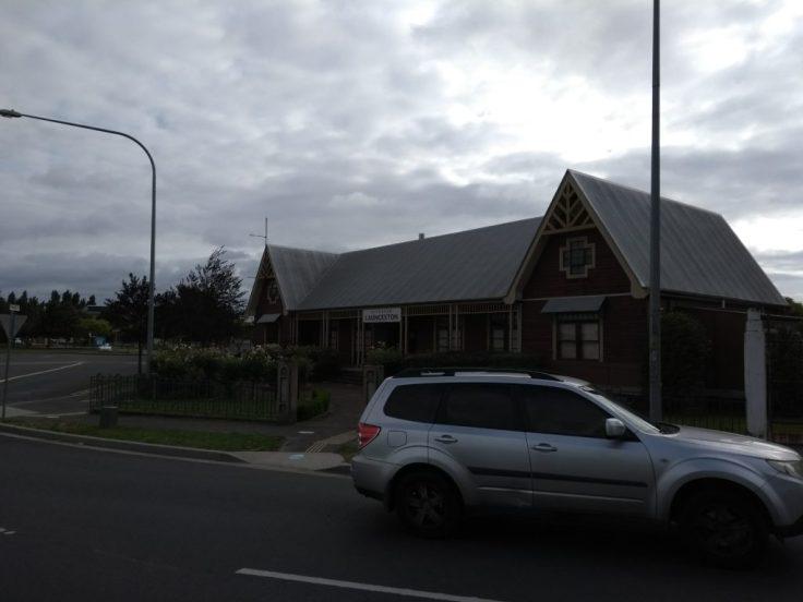 Launceston station (disused)