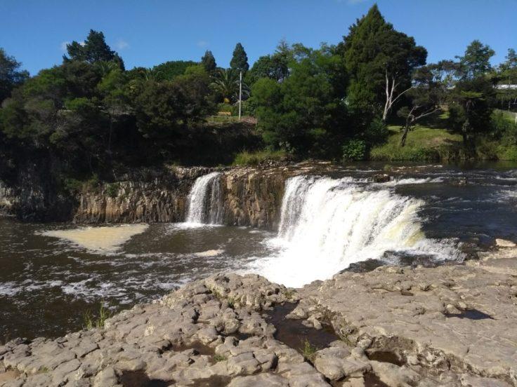 Haruru falls, Paihia.