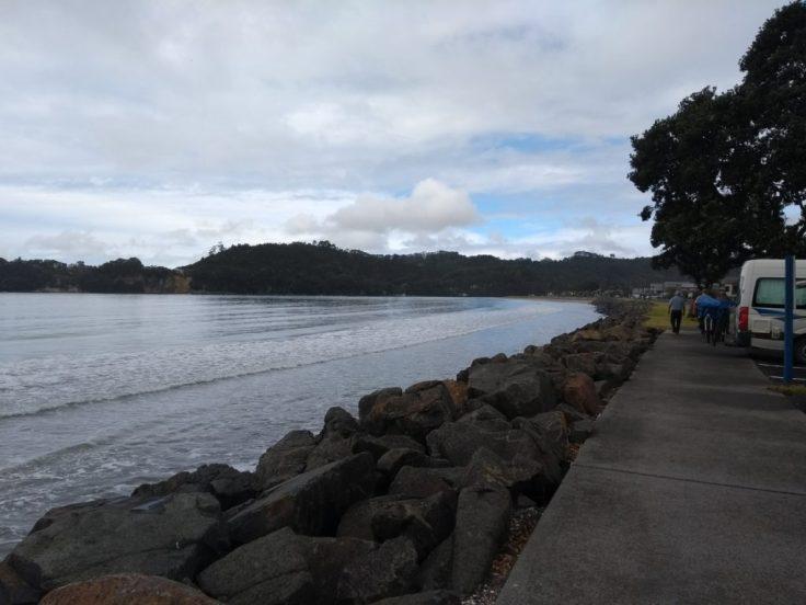 Promenade, Whitianga front