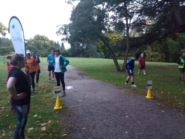 Wanaka parkrun start/finish
