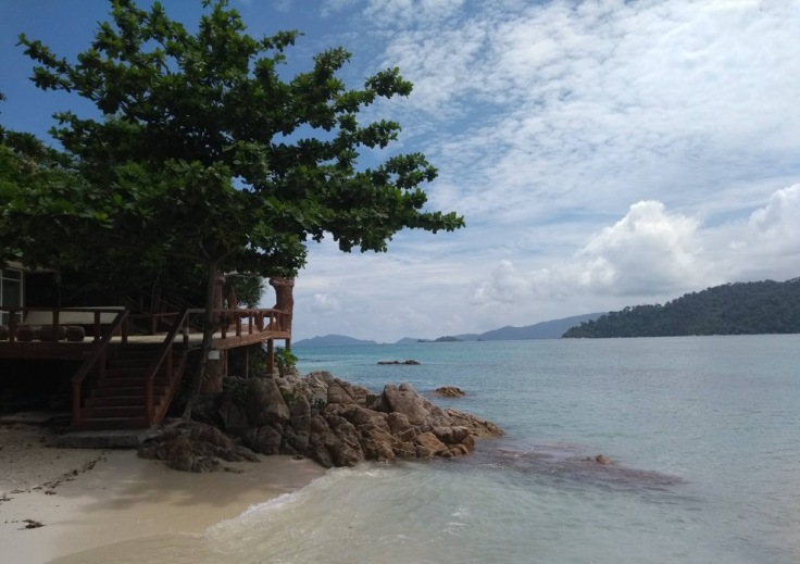 Near Mountain Resort, Koh Lipe.