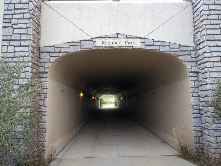 Tunnel, 120th street