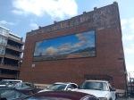 Mural in Denver centre
