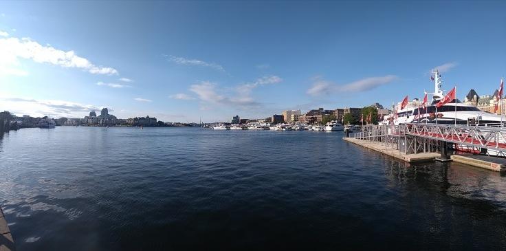 Victoria, BC, waterfront