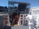 Ferry to Salt Spring island