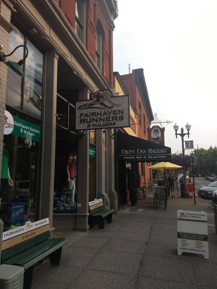 Fairhaven runners, shop