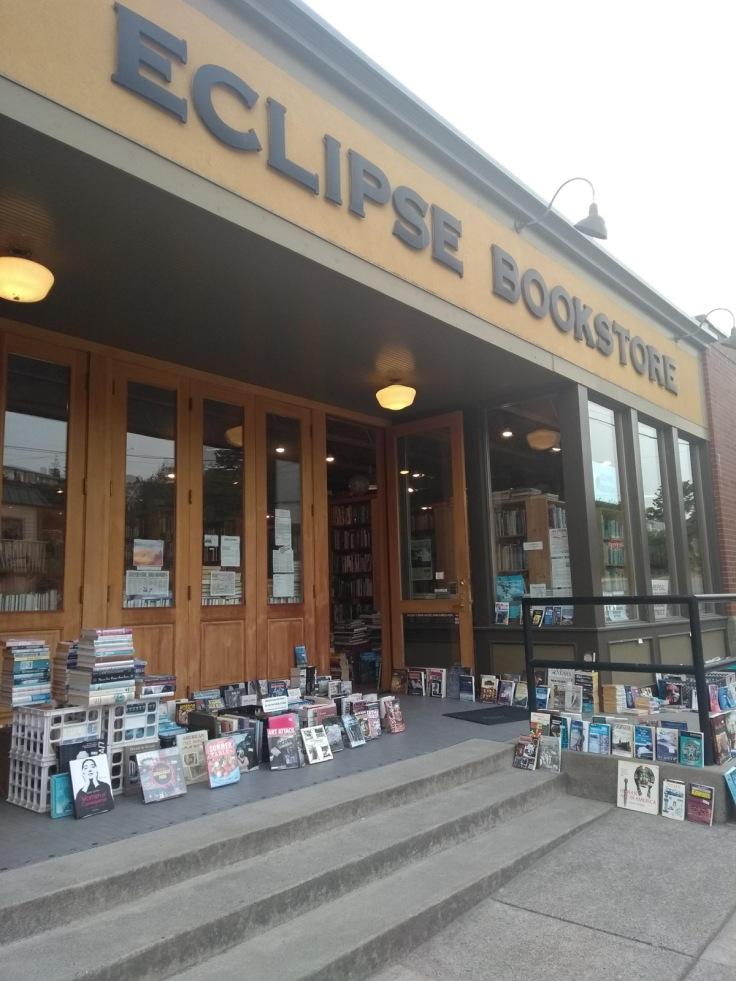 Eclipse bookstore