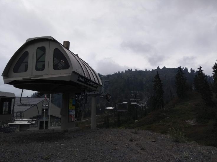 Ski area, Heather Meadows