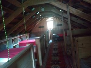 Bunkhouse top floor