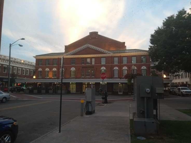 Roanoke city centre