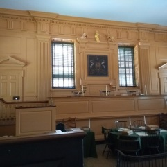 Courtroom, Independence Hall