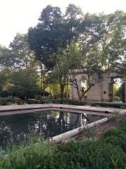 Garden, Rodin Museum