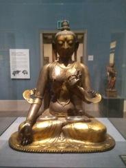 White Tara, Buddhist god of compassion
