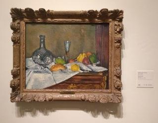 Cezanne, Still Life with a Dessert