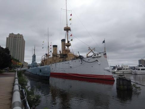 Ships, Delaware River