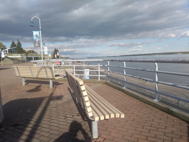 Benches, Trois-Rivieres