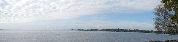 Shore of Lake Ontario