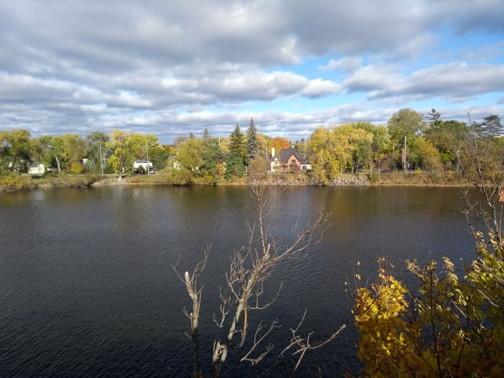 View over the Rideau River