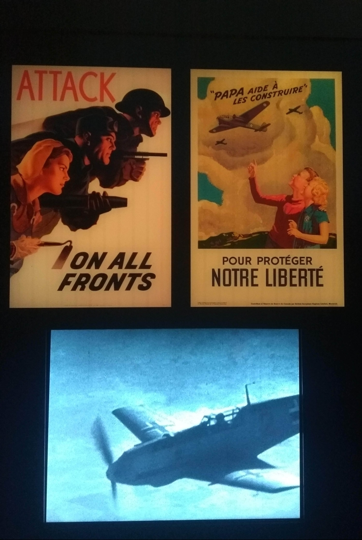 Canada's proud war history