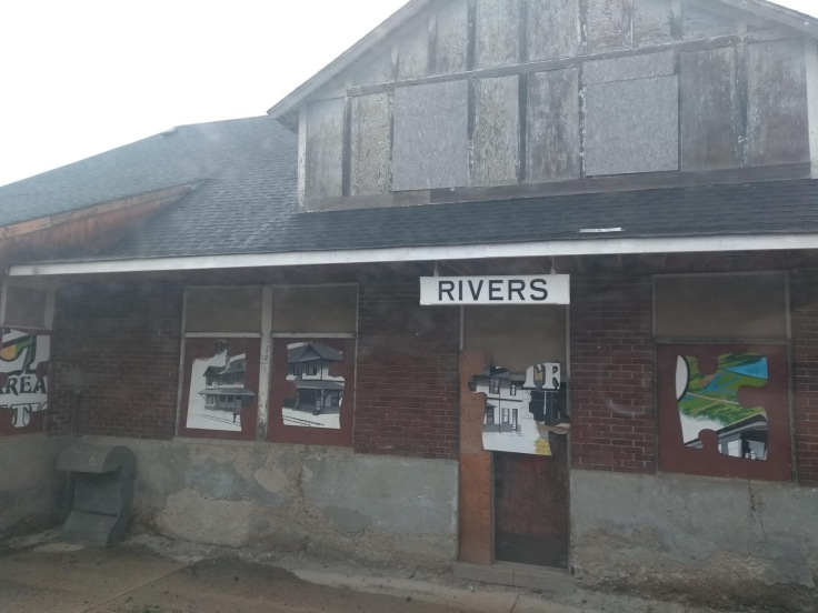 Rivers station