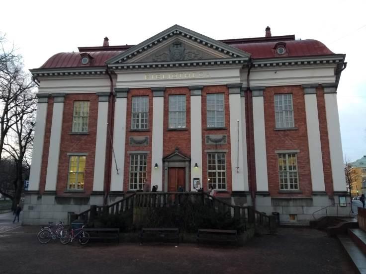 Turku public library
