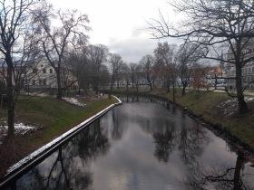 Pilsetas Kanals (city canal)