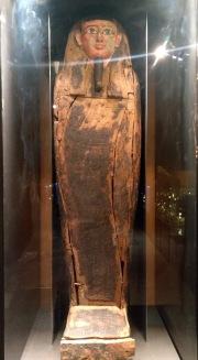 Mummy - sarcophagus of Iret-Hor-Irou
