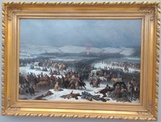 January Suchodolski, Fording the Berezina River, c.1859