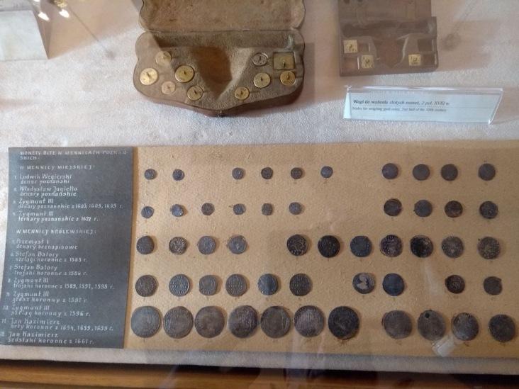 Old Polish coins