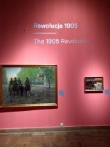 1905 Revolution and art
