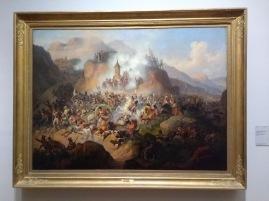 Battle of Somosierra, January Suchodolski