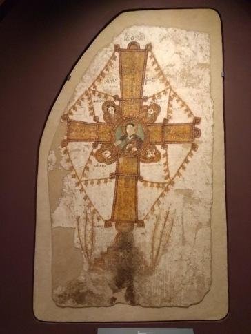 Nubian art - cross