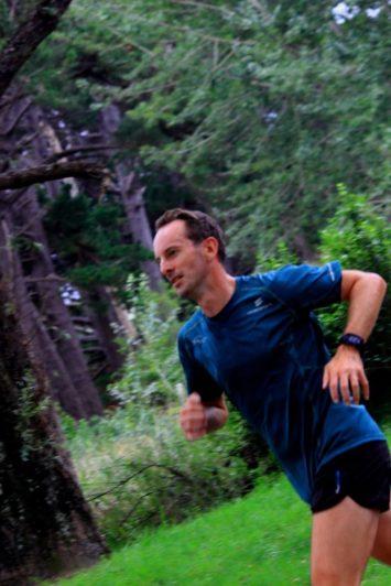 Me, running