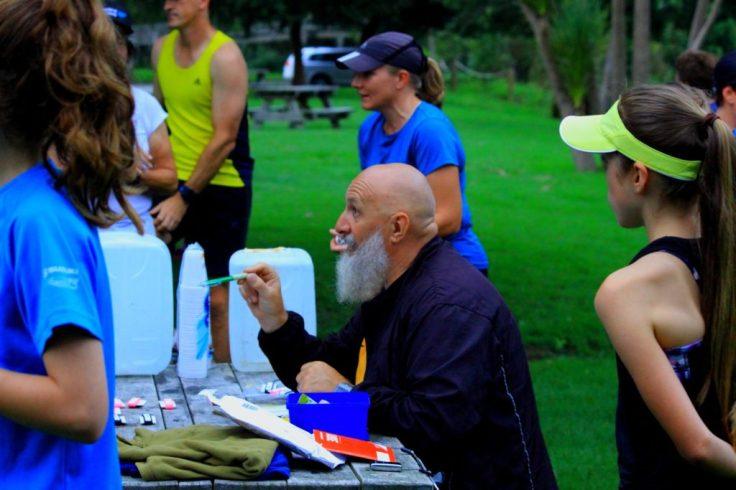Event director imparts wisdom