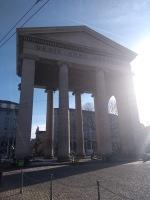 Archway on pillars