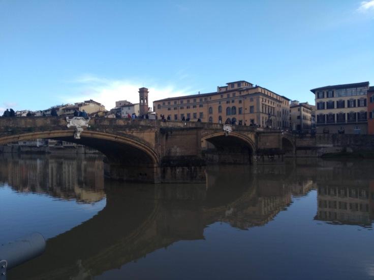 Bridge over the Arno