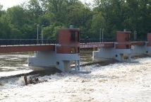 Jaz Opatowicki bridge